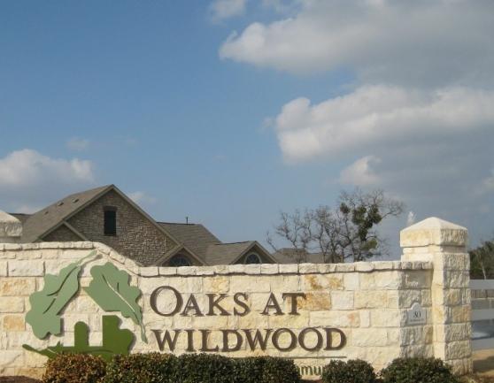 Oaks At Wildwood Condo Neighborhood Georgetown TX Real Estate