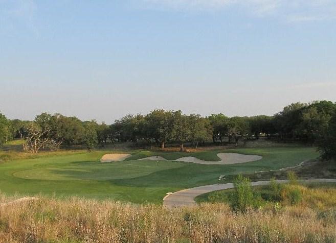 Cowan Creek Golf Course, Sun City TX