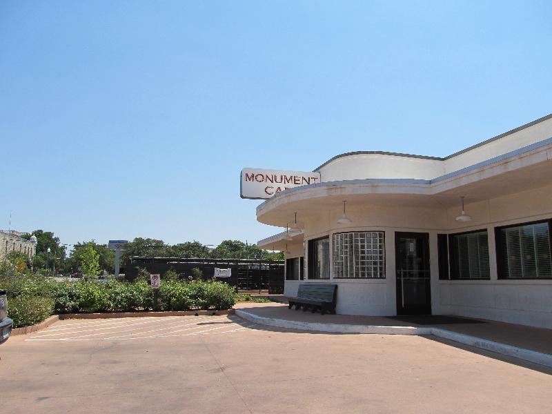 Monument Cafe with Biergarten