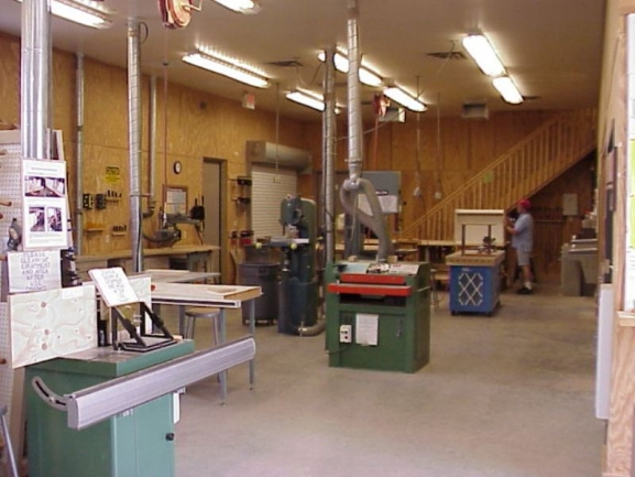 Sun City Woodshop, Home of the Sun City TX Woodworkers Club