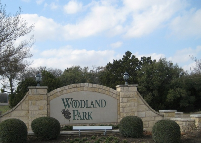 Woodland Park Neighborhood Georgetown Texas Real Estate