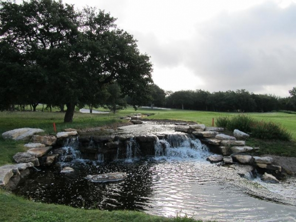 Legacy Hills Golf Course, Sun City Texas