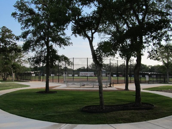 Del Webb Soft Ball Field, Sun City TX
